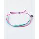 PURA VIDA Rose Quartz Bracelet