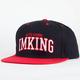 IMKING Patchwork Mens Snapback Hat