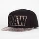 IMKING Raw Mens Strapback Hat