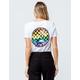VANS Rainbow Dual Palm Womens Tee