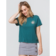 VOLCOM Little Brah Pine Womens Tee