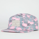 LIRA Flamingo Mens 5 Panel Hat