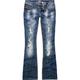 YMI Destructive Womens Jeans