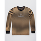 HUF Bold Stripe Mens T-Shirt