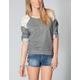 FULL TILT Tab Sleeve Sweatshirt