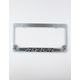 SANTA CRUZ Screaming License Plate Frame