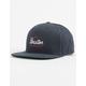 BRIXTON Newbury Navy Mens Snapback Hat