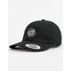 SANTA CRUZ Opus Dot Unstructured Black Mens Strapback Hat