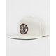 BRIXTON Rival Off White Mens Snapback Hat