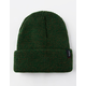BRIXTON Heist Hunter Green Mens Beanie
