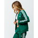 ADIDAS SST Collegiate Green Womens Track Jacket