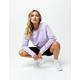 CHAMPION Life Reverse Weave Lavender Womens Sweatshirt