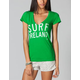 HURLEY Surf Ireland Womens Tee