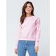 CHAMPION Life Reverse Weave Pink Womens Sweatshirt