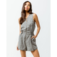 RVCA Hitched Womens Romper