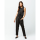 RVCA Pop Out Striped Womens Jumpsuit