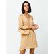 BILLABONG Love Light Golden Hour Womens Dress