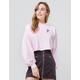 VOLCOM Hustlin' Crew Womens Sweatshirt