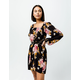 BILLABONG Spring Forward Off The Shoulder Dress