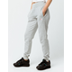 CHAMPION Reverse Weave C Logo Heather Gray Womens Jogger Pants