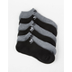 ADIDAS 6 Pack Originals Trefoil Boys Ankle Socks