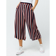 ELEMENT Aluna Crop Womens Wide Leg Pants