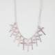 FULL TILT Cross Statement Necklace