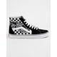 VANS Sk8-Hi Vans Patch Black & True White Shoes