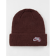NIKE SB Fisherman Burgundy Mens Beanie
