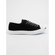 CONVERSE Jack Purcell Black Classic Low Top Shoes
