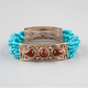 FULL TILT Southwestern Beaded Bracelet
