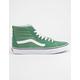 VANS Sk8-Hi Deep Grass Green & True White Shoes