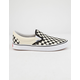 VANS ComfyCush Checkerboard Classic Slip-On Shoes