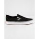 VANS ComfyCush Classic Slip-On Black & True White Shoes