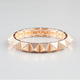 FULL TILT Textured Pyramid Stud Bracelet