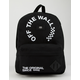 VANS Old Skool Black & White Backpack