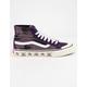 VANS Sk8-Hi 138 Decon Summer Leaf & Black Plum Shoes