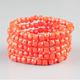 FULL TILT 5 Row Beaded Bracelet