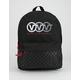 VANS Old Skool Plus Black Checker Backpack
