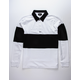 IMPERIAL MOTION Rugby Vintage Mens Polo Shirt