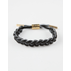 RASTACLAT x Tilly's Life Center Black & White Bracelet