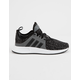 ADIDAS X_PLR Black & Gray Boys Shoes