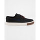 NIKE SB Zoom Stefan Janoski Canvas Obsidian & Burgundy Shoes