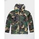 HUF Standard Shell Camo Mens Jacket