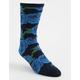 HUF Rosette Mens Crew Socks