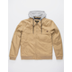 BILLABONG Barlow Twill Khaki Mens Jacket