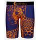 ETHIKA Bronze Leopard Staple Boys Boxer Briefs