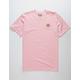 RIOT SOCIETY Hibiscus Mens T-Shirt