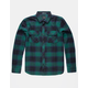 TAVIK Vincent Mens Flannel Shirt