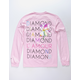 DIAMOND SUPPLY CO. L'amour Diamond Mens T-Shirt
